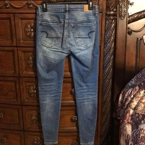 American Eagle outfitter HI-RISE JEGGING SIZE 2